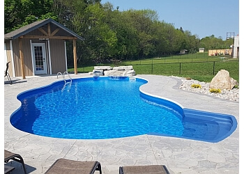 Orillia pool service Dynasty Pools Limited