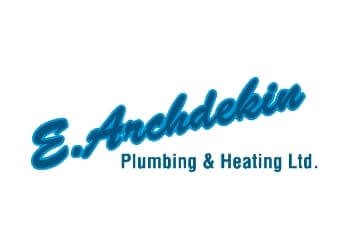 Brampton plumber E. Archdekin Plumbing & Heating Ltd.
