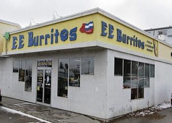 Saskatoon mexican restaurant EE Burritos