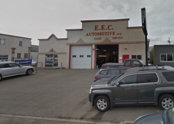 Edmonton used car dealership EEC Motors