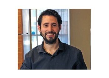 Calgary physical therapist ELLIOTT GOLDMAN, BSc (SportScience), MScPT, AACP, cGIMS