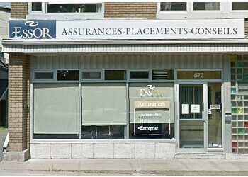 Shawinigan insurance agency ESSOR Assurances