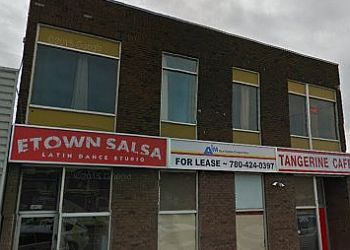 Edmonton dance school ETOWN SALSA Dance Studio