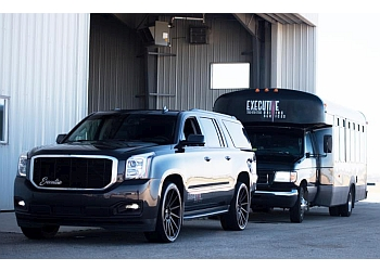 Grande Prairie limo service EXECUTIVE Driving Services INC.