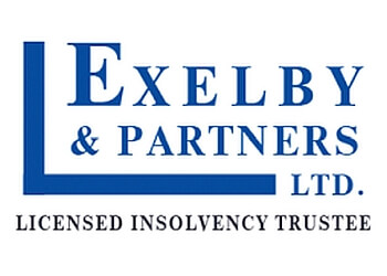 Red Deer licensed insolvency trustee EXELBY & PARTNERS LTD.