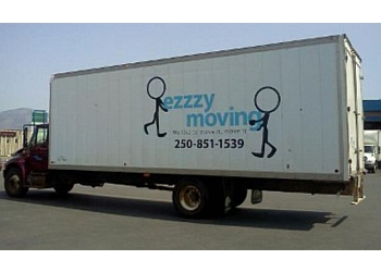 Kamloops moving company E-ZZZY Moving