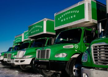 Edmonton moving company Eager Beaver Moving