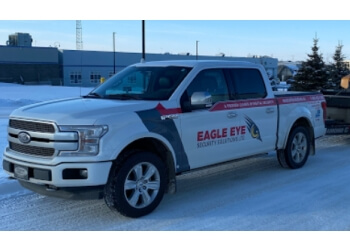 Sherwood Park security system Eagle Eye Security Solutions Ltd.