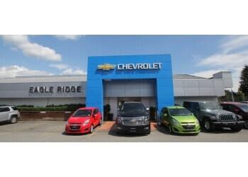 Coquitlam car dealership Eagle Ridge GM Chevrolet Buick GMC