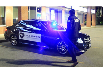 Vaughan security guard company Eagle Security Services Corporation