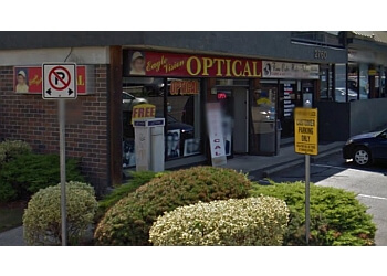 Abbotsford optician Eagle Vision Optical