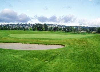 Coquitlam golf course Eaglequest Golf