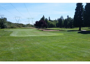 Surrey golf course Eaglequest Golf