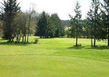 Nanaimo golf course Eaglequest Golf Center