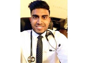 Oakville podiatrist Eric Mathi, DCH