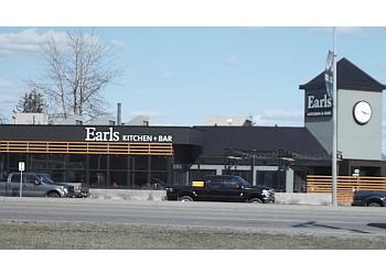 Prince George steak house Earls Kitchen + Bar
