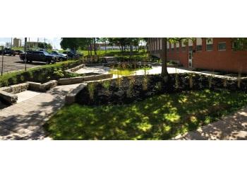 Fredericton landscaping company Earthworks Landscape & Design