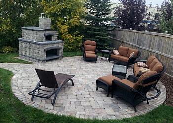 Winnipeg landscaping company Earthworks Landscaping