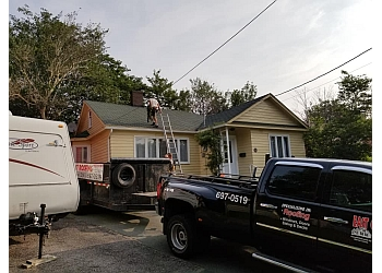 St Johns roofing contractor East Coast Roofing and Renovation