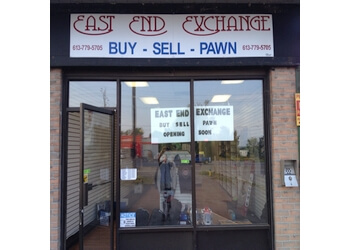 Belleville pawn shop East End Exchange