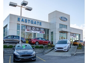 Hamilton car dealership Eastgate Ford