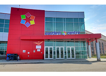 Grande Prairie recreation center Eastlink Centre
