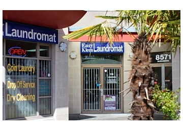 Richmond dry cleaner Easy Kleen Laundromat & Dry Cleaning