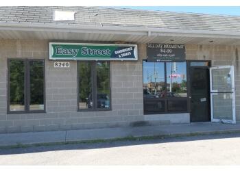 Niagara Falls sandwich shop Easy Street
