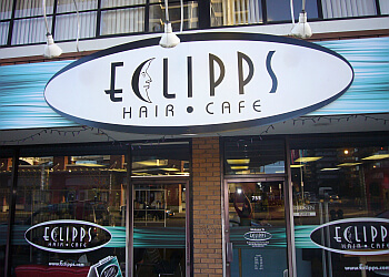 New Westminster hair salon Eclipps Hair Cafe