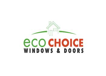 Vaughan window company Eco Choice Windows & Doors