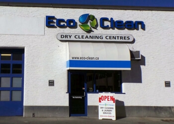 Kelowna dry cleaner Eco Clean Dry Cleaning Centres