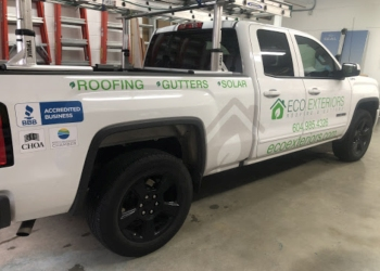 North Vancouver roofing contractor Eco Exteriors Roofing and Gutters