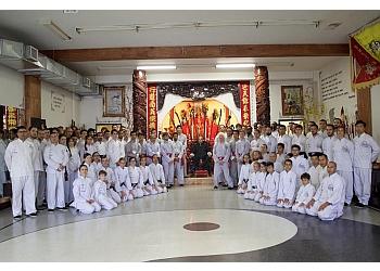 Montreal martial art Ecole Shaolin Wing Chun Nam Anh Kung Fu