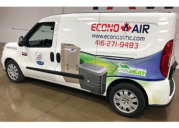 Richmond Hill hvac service EconoAir Heating & Cooling Inc.