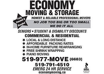 Economy Moving & Storage