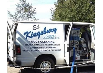 North Bay carpet cleaning Ed Kingsbury Carpet Cleaning