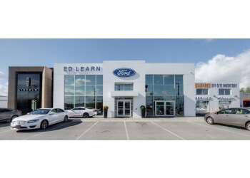 St Catharines car dealership Ed Learn Ford Lincoln