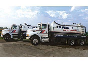 Caledon septic tank service Ed Peavoy Septic Service Inc.