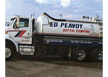Guelph septic tank service Ed Peavoy Septic Service Inc.