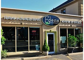 Hamilton mediterranean restaurant Edens Cafe