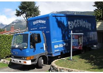 North Vancouver moving company Edgemont Moving & Storage ltd.