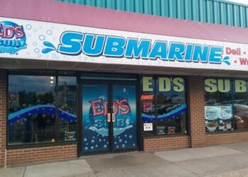 Moncton sandwich shop Ed's Sub