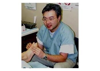 Barrie podiatrist Edward Chung, DPM