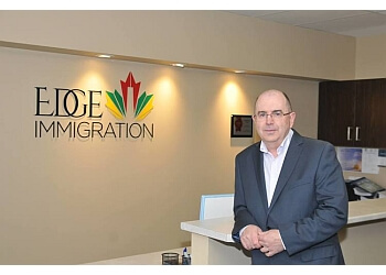 Saskatoon immigration consultant Edward Ryan
