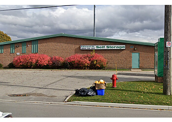 Aurora storage unit Edward Street Self Storage