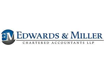 Medicine Hat accounting firm EDWARDS & MILLER CHARTERED ACCOUNTANTS LLP