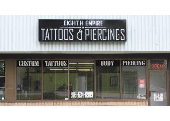 Burlington tattoo shop Eighth Empire Tattoos & Piercings