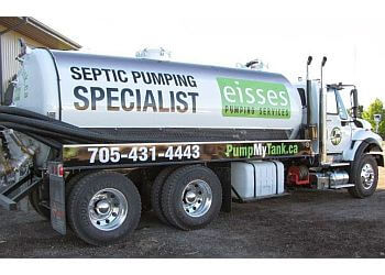 Newmarket septic tank service Eisses Pumping Services