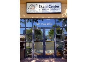 Kelowna yoga studio Ekahi Center for Yoga and Mindfulness