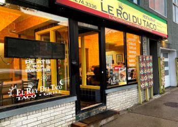 Montreal mexican restaurant El Rey del Taco